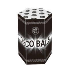 disco balls fireworks