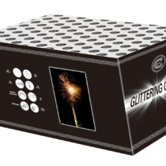glittering ghost fireworks