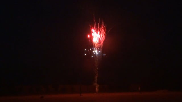 maxican wave by kimbolton fireworks