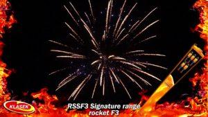 signature rocket pack 5 rockets klasek