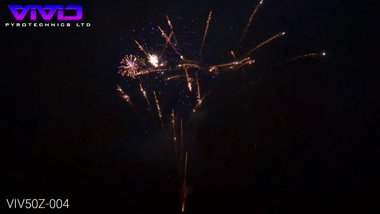 vivd pyrotechnics