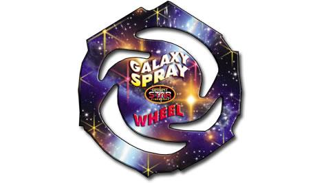 Brightstar Galaxy Spray Wheel