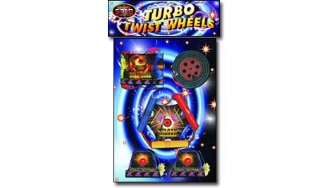 Brightstar Turbo Twist Wheels