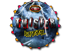 Twister Wheel by BrightStar