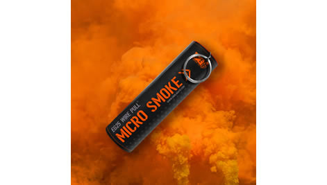 Enola Gaye Micro Smoke EG25 Orange