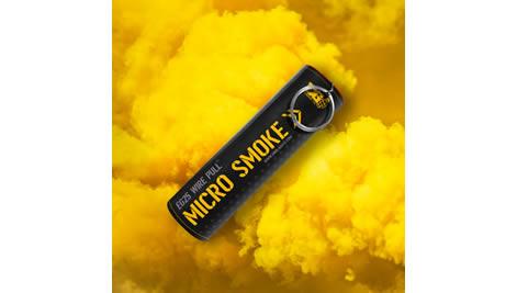 Enola Gaye Micro Smoke EG25 Yellow