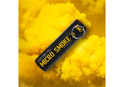 EG25 Micro Smoke Yellow - By Enola Gaye