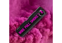 WP40 Pink Smoke - By Enola Gaye