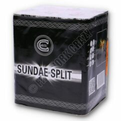 Sundae Split By Celtic Fireworks