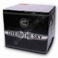 Dye In The Sky By Celtic Fireworks