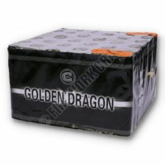 Golden Dragon By Celtic Fireworks