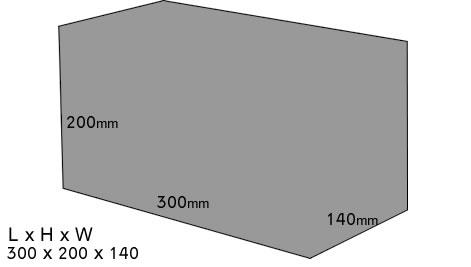 Klasek C41MSIG Dimensions