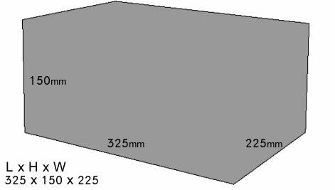 Klasek C6620SIG Dimensions