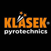 Klasek Pyrotechnics New Logo