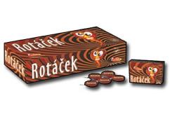 Rotáček Ground Spinner (Pack of 6) by Klasek