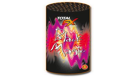 Total FX Fireworks Black Magic