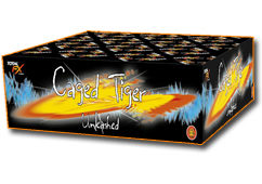 Total FX Fireworks Caged Tiger Unleashed Thumb