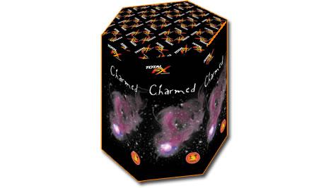 Total FX Fireworks Charmed