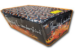 Total FX Fireworks Flaming Lamborghini Thumb