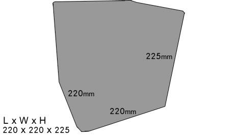 Vivid Pyrotechnics 36I Dimensions