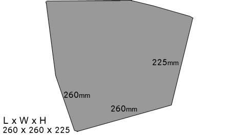 Vivid Pyrotechnics 49I Dimensions
