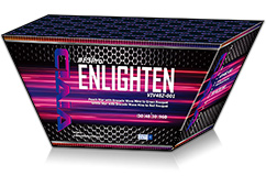 VIVID Pyrotechnics - Enlighten VIV48Z-001
