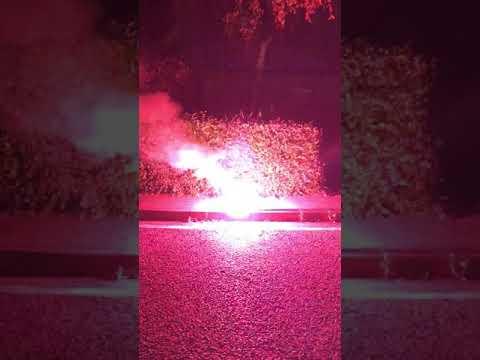blinker red by celtic fireworks