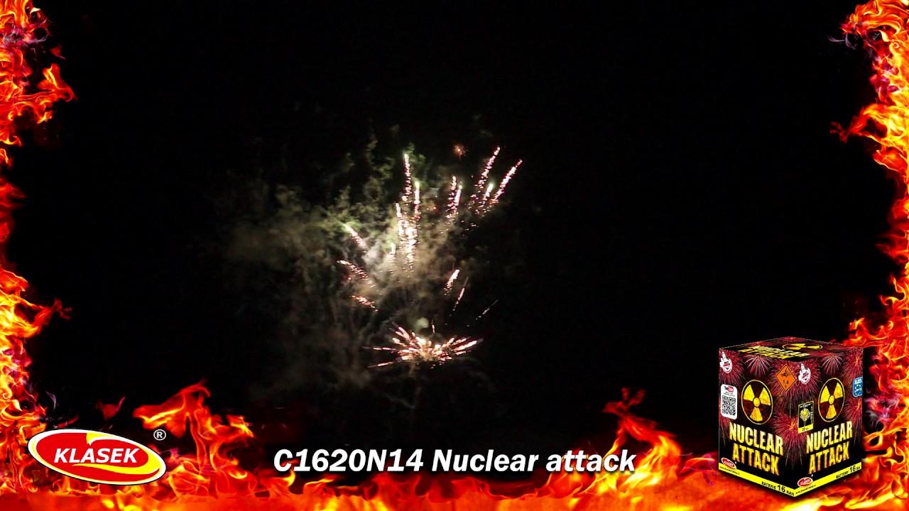 nuclear attack by klasek