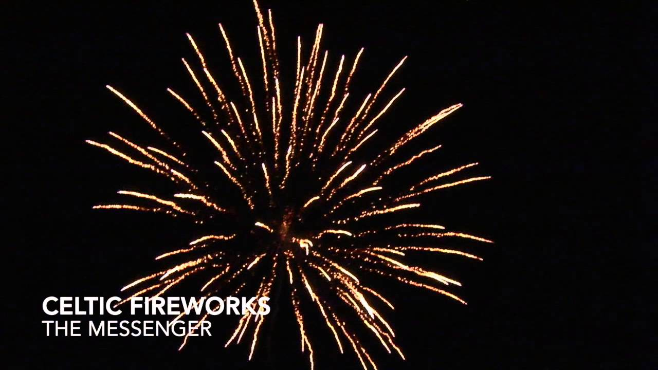 the messenger by celtic fireworks