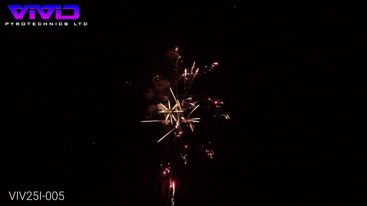 vivid pyrotechnics