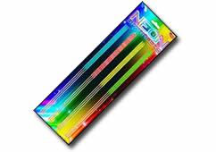 Neon Sparklers (40cm) by Klasek