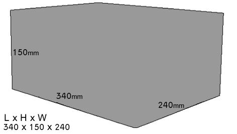 Klasek Particka Dimensions