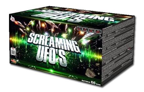 Klasek Screaming UFOs