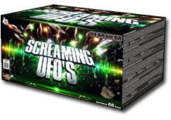 Klasek Screaming UFOs Thumb