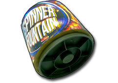Klasek Spinner Fountain Thumb