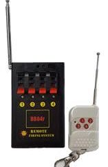4 channel remote for fireworks