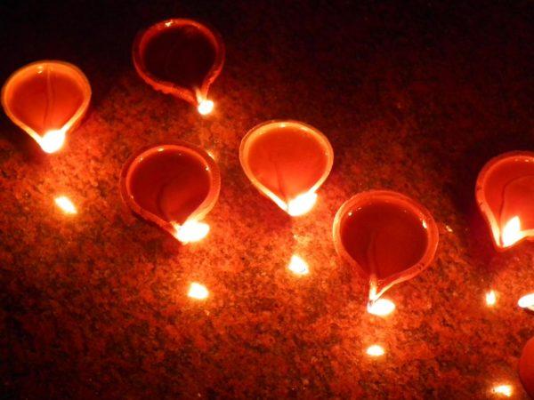 happy diwali festival of light fireworks