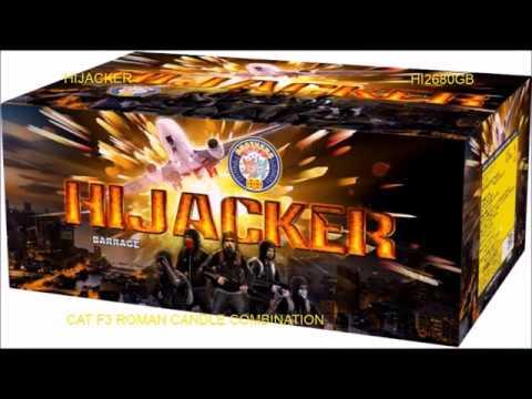 hijacker brothers pyrotechnics fireworks