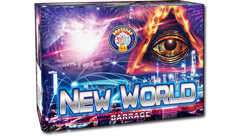brothers new world fireworks
