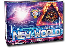 New World by Brothers Pyrotechnics