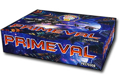 Primeval by Brothers Pyrotechnics