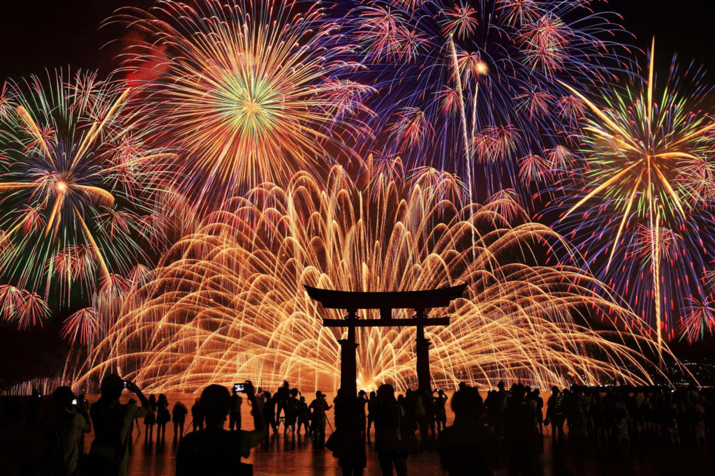 fireworks for events