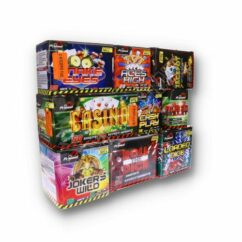Full House Barrage Box by Primed Pyrotechnics
