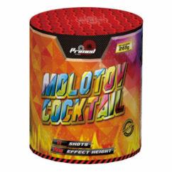 molotov cocktail primed fireworks