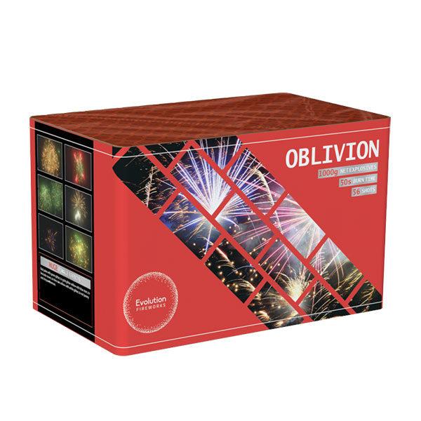Oblivion by Primed Pyrotechnics