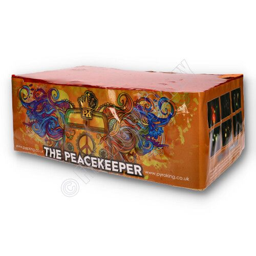 Pyro King - The PeaceKeeper