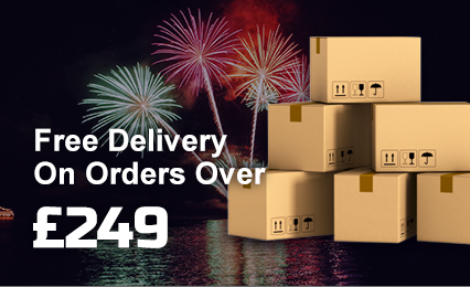 firework delivery offer
