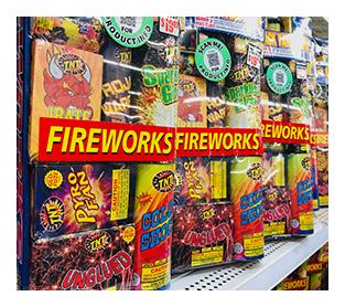 Firework Display Packs