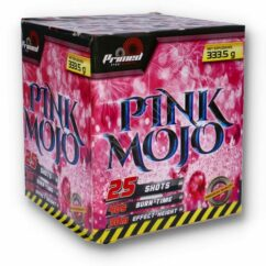 Pink Mojo by Primed Pyrotechnics