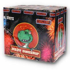 Dizzy Dinosaur by Jonathans Fireworks